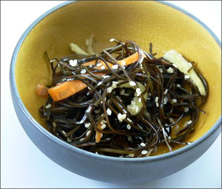 Hình ảnh  món Salat rong biển- Cách Chế Biến món Salat rong biển