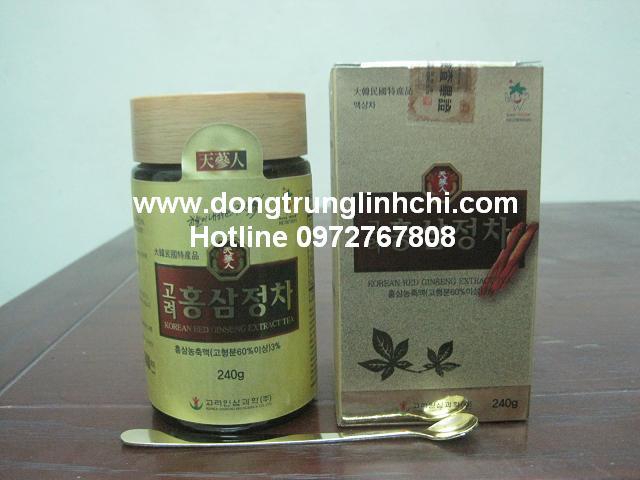 Hình ảnh hộp cao Hồng Sâm Hàn Quốc Bio hộp 240gam chính hiệu